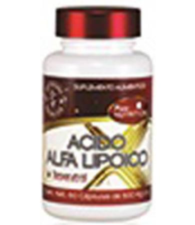ACIDO ALFA LIPOICO 60 CAP KEEP NATURAL