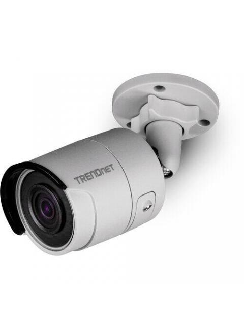 CAMARA IP TRENDNET TV-IP1314PI - 4MP - BALA - LENTE FIJO 4MM - IR 30M - POE - INTERIOR-EXTERIOR