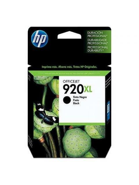 CARTUCHO DE TINTA HP 920XL - NEGRA - ORIGINAL - (CD975AL)