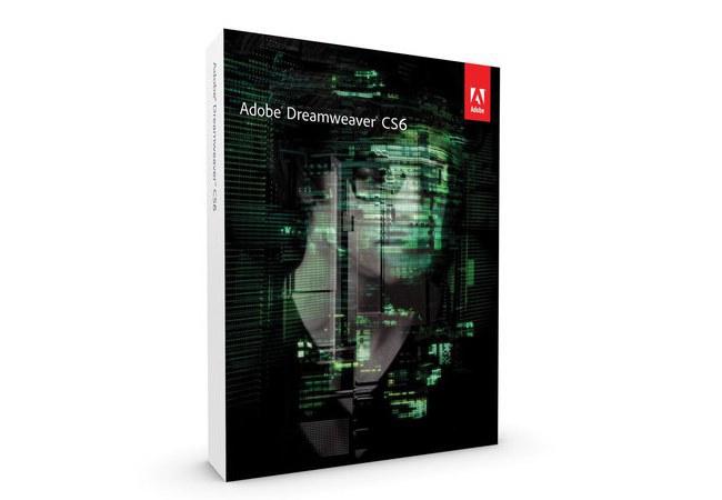 DVDSET DREAMWEAVER CS6