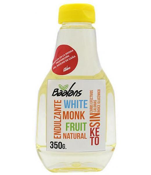 ENDULZANTE CON MONK FRUIT KETO 350 G BAALANS