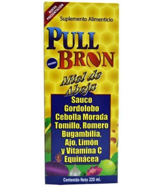 JARABE PULL BRON 220 ML PULL BRNN