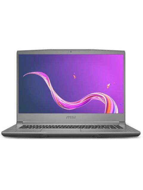 LAPTOP GAMER MSI CREATOR 15M A10SD-893MX - 15.6 - INTEL CORE I7-10750H - 16GB - 512GB SSD - NVIDIA GEFORCE GTX 1660 TI MAX-Q - WINDOWS 10 PRO