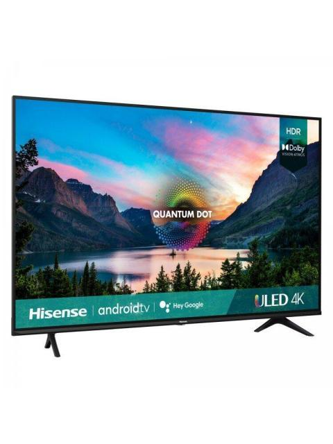 HISENSE SMART TV LED U6G 55 4K ULTRA HD WIDESCREEN NEGRO
