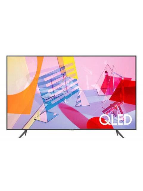 PANTALLA SMART TV SAMSUNG Q60T QLED - 55 - 3840 X 2160 - WI-FI - HDMI - USB - 20W
